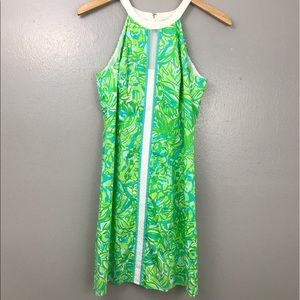 Lilly Pulitzer Pearl Print Cotton Sheath Dress